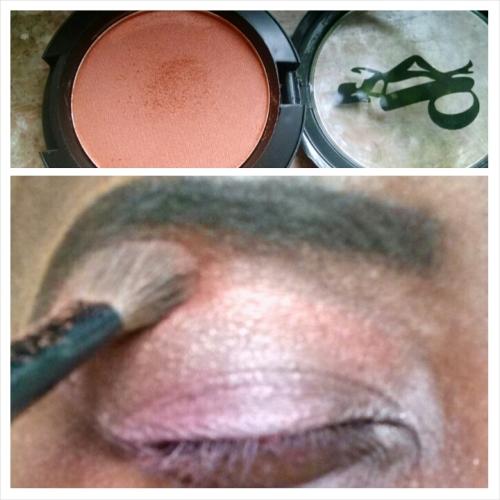 Bombshell Tanorexic Eye