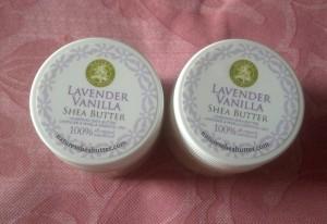 Lavender Vanilla Shea Butter