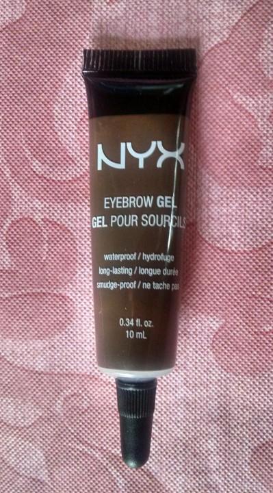 NYX Eyebrow Gel2