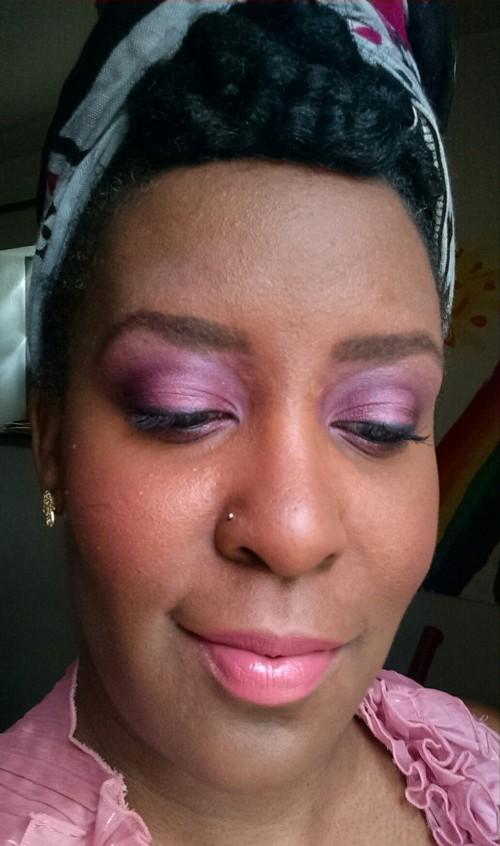Pink Look 6