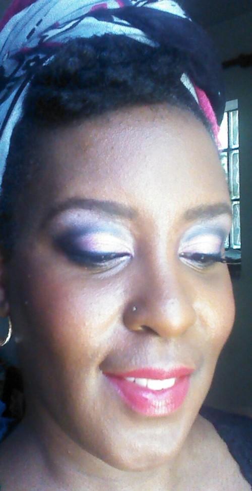 Pink Look3 Again