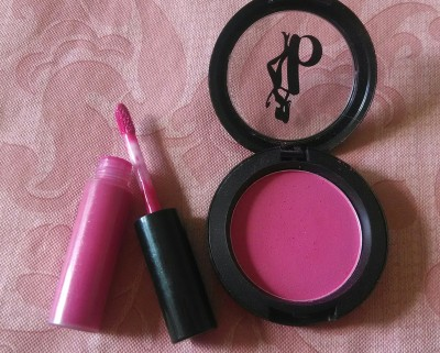 Pink Makeup for Look 5