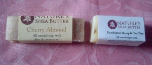 Soap Sample for Nature's Shea Butter