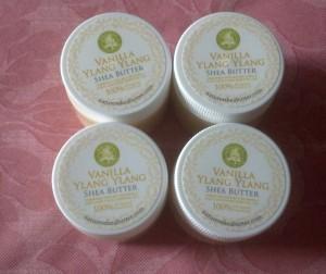 Vanilla Ylang Ylang Shea Butter