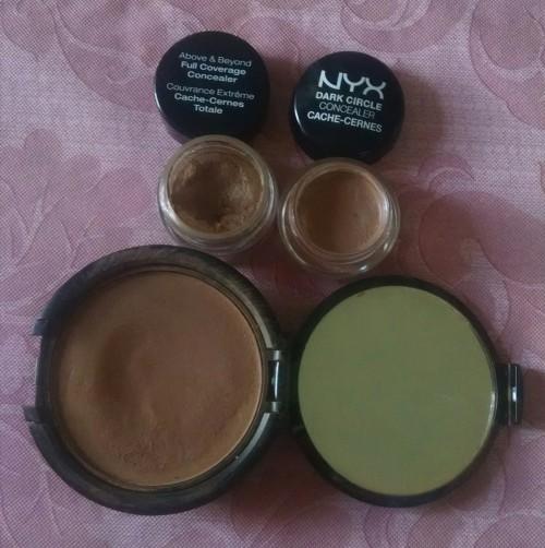Bora Bora Face Makeup