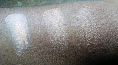 NYX Above & Beyond Concealer Swatch