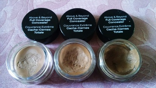 NYX Above & Beyond Concealer