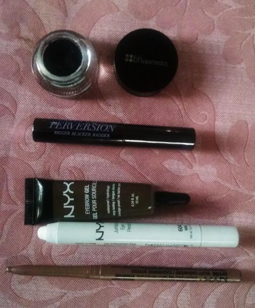 Pink Look 10 Eye Makeup