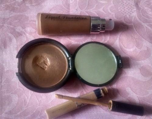 Pink Look 8 Face Makeup