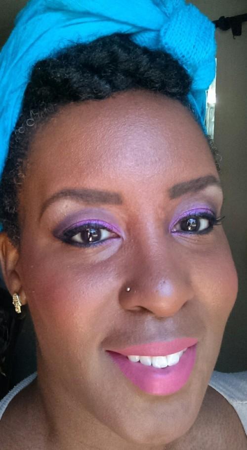 Pink Look 9 Again