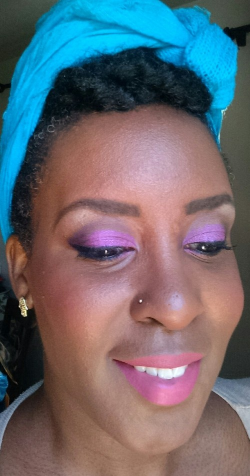 Pink Look 9