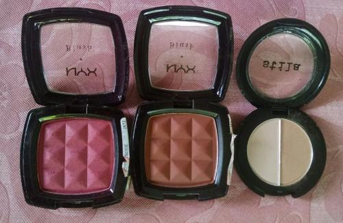 Pink Look 12 Cheeks