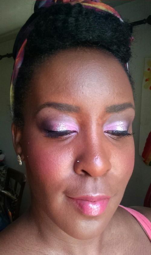 Pink Look 12