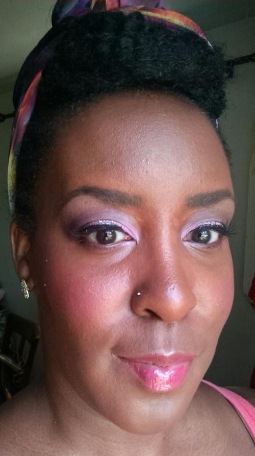 Pink Look Again