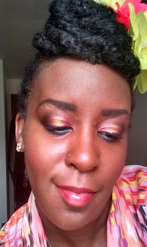 Sunset End of Summer Look