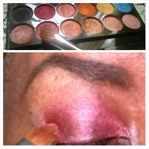 Sunset Rust Eyeshadow