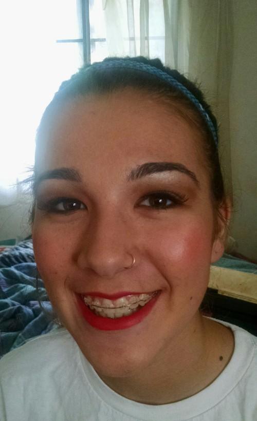 Haley Makeup
