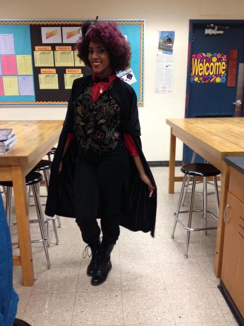 Naomi Halloween Costume