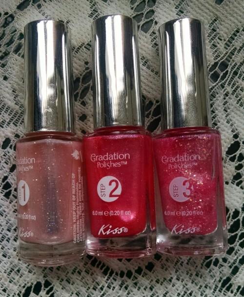 Pink Nail Design 1 Pink Polish