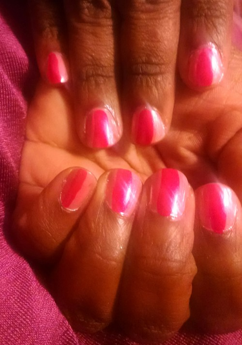 Pink Nail Design4