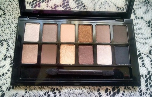 Maybelline Nudes Palette2