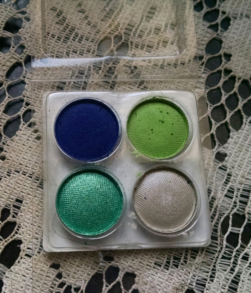 Seahawks Eyeshadow