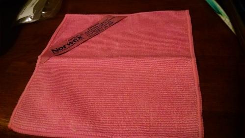 Pink Enviro Cloth