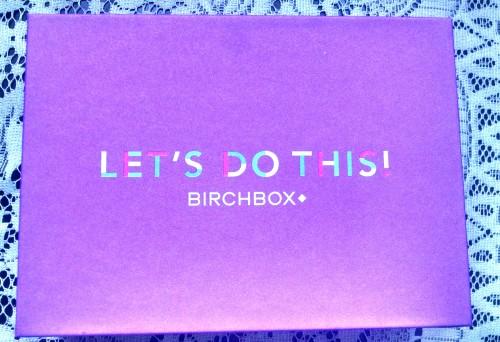 January Birchbox