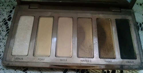 Saints Eyeshadow