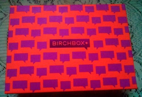 February Birchbox