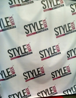 Style Week Sign