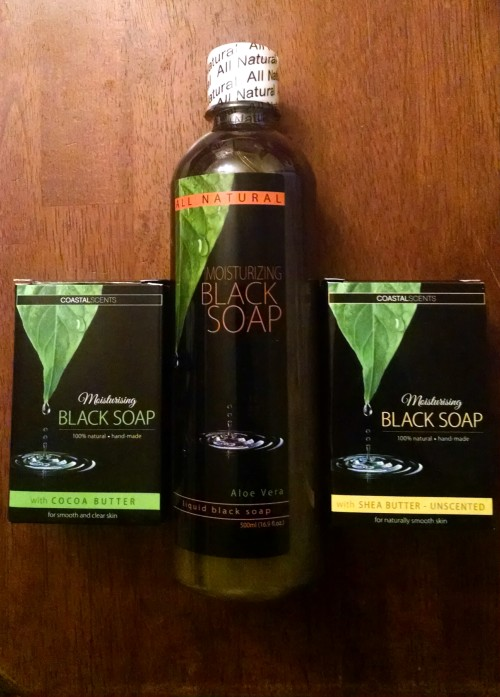 Coastal Black Soap